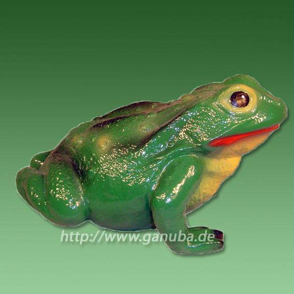 Garten figur sitzender frosch for Frosch figuren fur garten