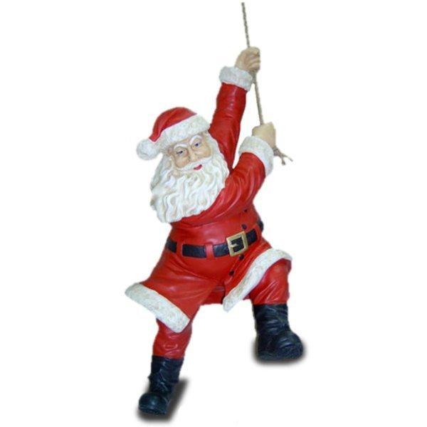 weihnachtsmann beleuchtet aussen weihnachtsmann beleuchtet kletternd nikolaus au en haus. Black Bedroom Furniture Sets. Home Design Ideas