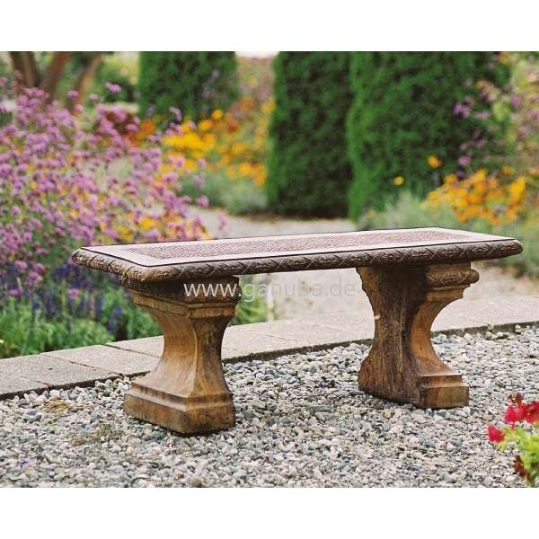 gartenbank wicker bench. Black Bedroom Furniture Sets. Home Design Ideas